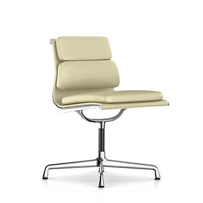 Picture of Eames Soft Pad Armless Side Chair by Herman Miller